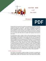 Viator Web 67 Fr