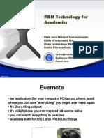 PKM Technology