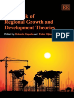 Roberta Capello, Peter Nijkamp Handbook of Regional Growth and Development Theories 2009
