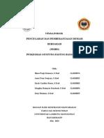 Cover P2DBD Dan Daftar Isi