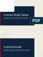 Android Studio Overview | Android (Operating System) | Command Line