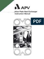 APV Paraflow Plate HX Manual