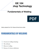 Fundamentals of Welding-Part 01
