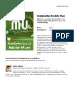 Fundamentos de Adobe Muse