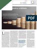 ABC Empresa - La renta básica a debate