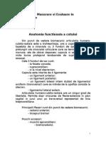 Curs 5 Masurare Si Evaluare in Kinetoterapie 30.10.2014
