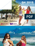 Rider-Ipanema-Grendha-Zaxy Q4 2015 Catalogue