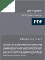 VFX Online Training