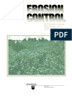 Erosion and Sediment Control on Noncropland