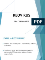 Reovirus veterinaria