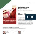 Web Responsive Design Ejemplos Practicos