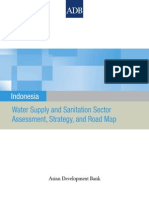 Indonesia Water Supply Sector Assessment
