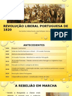 revoluoliberalportuguesade1820-140209142444-phpapp02