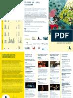 Programa III Panorama de Cine Colombiano - Barcelona