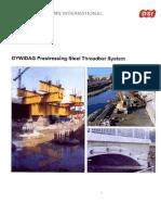 DSI-UK Prestressing Steel Threadbar System Uk 02