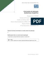 CFW500 - Informações Da Aplicação Multibombas SingleDrive 1_04 P 10002593273