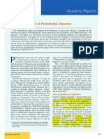 The Pathogenesis of Periodontal Diseases