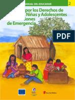MANUAL DEL EDUCADOR 2 - ACCIONES POR LOS DERECHOS DE LOS NINOS - GI - PORTALGUARANI