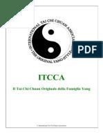 Tai Chi Chuan - Yang - Itcca