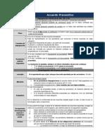 Acuerdo Preventivo - Impugnacion - Homologacion- Nulidad -EFIP II-2013