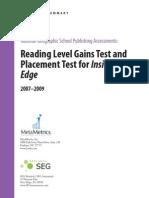 Exsum Rl Gains Tests Edge Inside