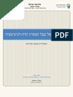 כלכלת ישראל בצל קמפיין הדה לגיטימציה