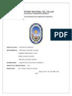Informe Nº1 de General II (Sistemas Dispersos)