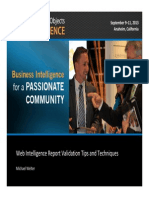 1209 Web Intelligence Report Validation Tips and Techniques.pdf