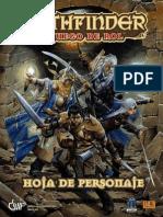 Hoja de Personaje Completa (Character Folio)