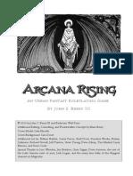 Arcana Rising Final