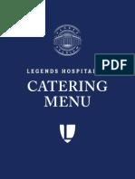 CateringMenu LEGENDS