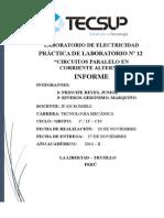 Lab 12 Electricicidad