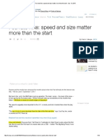 Fed Rate Hike_ Speed and Size Matter More Than the Start - Apr