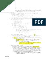 PSC 2444 Class 10 (Law of Treaties)