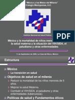 México Y La Mortalidad De Niños Menores De 5 años