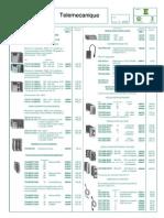 Lista de Precios Automatizacion Schneider