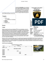 Lamborghini - Wikipedia