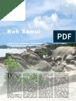 Koh Samui, Thailands Insel der Kokosnüsse