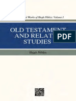Old Testament and Related Studies (the Collected Works of Hugh Nibley, Volume 1)