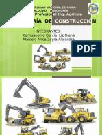 Maquinaría de Construcción