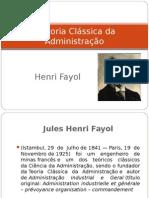 Teoria Classica Adm Fayol