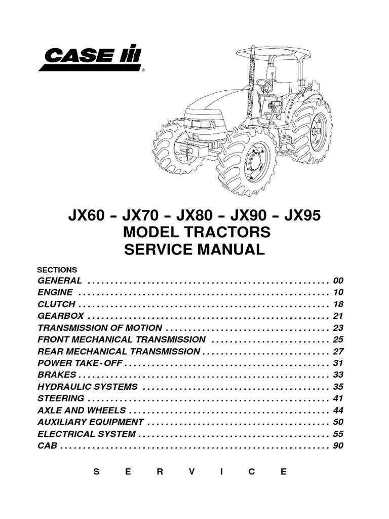 1512132297?v=1 jx service manual transmission (mechanics) manual transmission  at mifinder.co