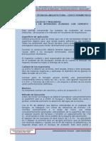 002 Esp. Tecnicas Arquitectura Cerco Perimetrico