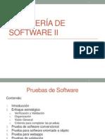 2. Tecnicas de Pruebas de Software II Versión