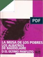 La Musa de Los Pobres, Los Albastros de Baudelaire o El Último