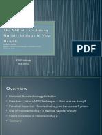 Nanotechnology and Aerospace