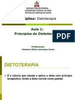 1ª Aula-Principios Da Dietoterapia 2013 e Dietas Hospitalares (1)