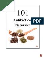 101 Antibiotic Os Natural Es