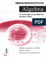7832031 Algebra in Exercitii Si Probleme
