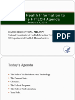 Bringing Health Information to Life